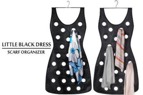 Органайзер для шарфов Umbra Little Black Dress, фото 2