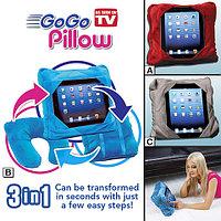 Подушка 3 в 1 для планшета GoGo Pillow