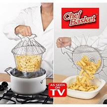 Корзина для приготовления пищи Chef Basket, фото 3