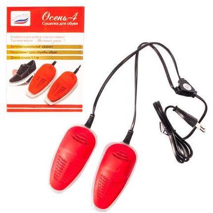 Сушилка для обуви электрическая ОСЕНЬ-4, фото 2