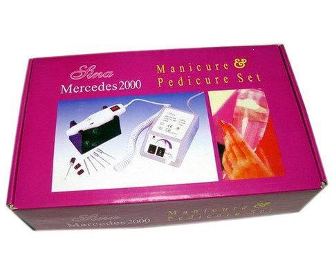 Аппарат для маникюра, педикюра и наращивания ногтей Lina Mercedes 2000, фото 2