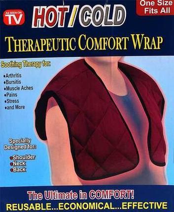 Терапевтическая накидка Comfort Wrap, фото 2