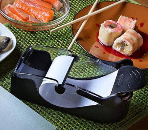 Машинка для приготовления суши и роллов Leifheit 23045 Perfect Roll, фото 2