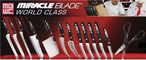 Набор из 13 ножей Miracle Blade World Class, фото 2