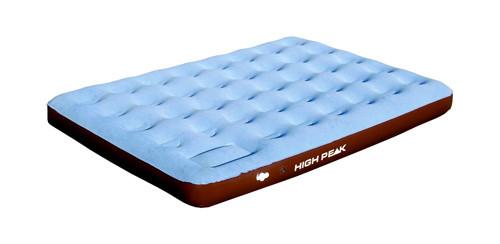 Матраc надувной High Peak Double Comfort Plus, Форм-фактор: Прямоугольный, Мест: 2, Материал: Поливинилхлорид,