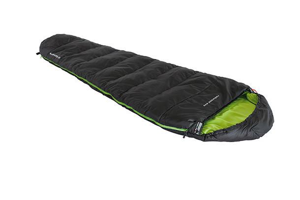 Спальный мешок трекинговый, кемпинговый High Peak REDWOOD EVO, Форм-фактор: Кокон, Мест: 1, t°(комфорта): +6°С