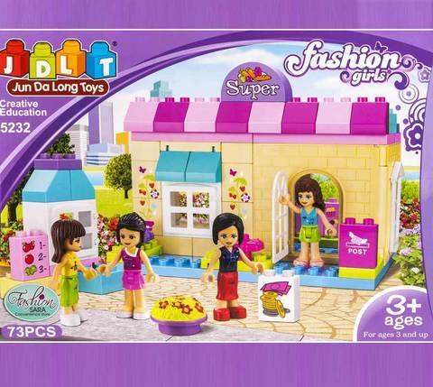 Конструктор JDLT Fashion Girls 5232