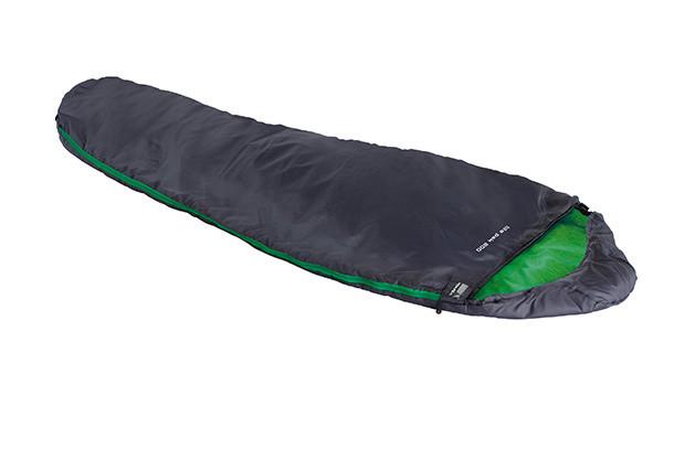 Спальный мешок трекинговый, кемпинговый High Peak LIGHT PACK 800, Форм-фактор: Кокон, Мест: 1, t°(комфорта): +