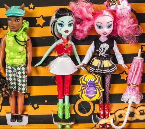 Набор кукол Wonderful Belle, 5 шт, фото 2