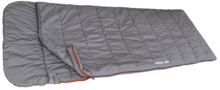 Спальный мешок кемпинговый High Peak HELIOS 1200, Форм-фактор: Прямоугольный, Мест: 1, t°(комфорта): +13°С-+5°