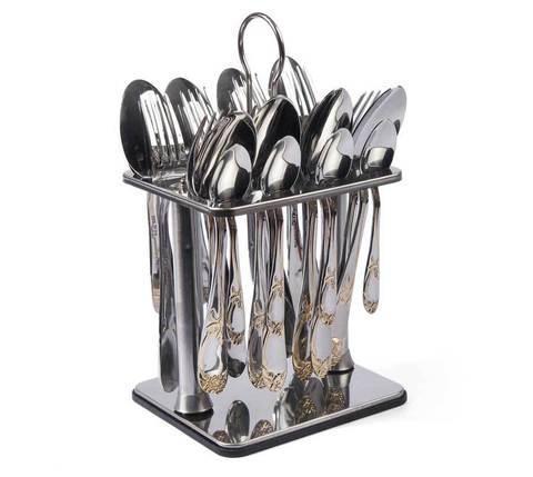 Набор столовых приборов MGFR Shell, фото 2