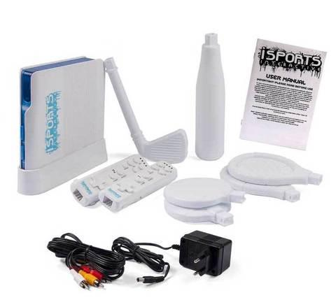 Беспроводная игровая консоль iSports Interactive D-001-4G2