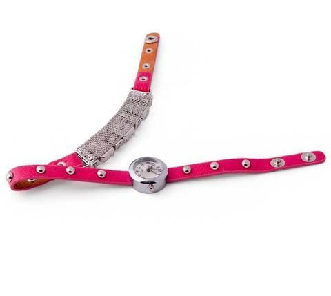 Часы наручные женские Ailisha WAA842 (Розовый), фото 2