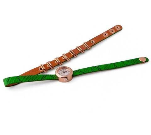 Часы наручные женские Ailisha WAA773 (Зеленый)