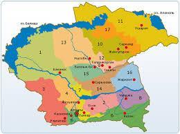 Маршруты по Алматы и области