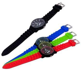 Часы наручные мужские F1958 (Красный)