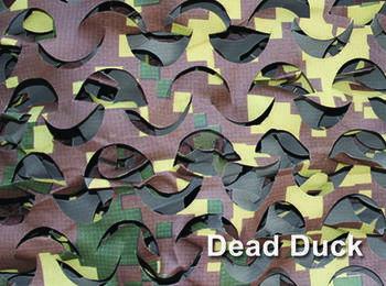 Маскировочная сеть GreenTech SPECIAL Dead Duck, Цвет: Осень, Размер: 3х1,1 м, (DK01)