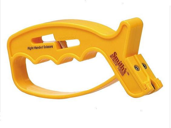 Точило для ножей; для ножниц Smith`s Jiff-S, Цвет: Жёлтый, Упаковка: Розничная, (1568.15.10)