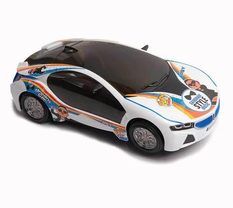 Машинка с музыкой и световыми эффектами Gangnam Style Dream Car, фото 2
