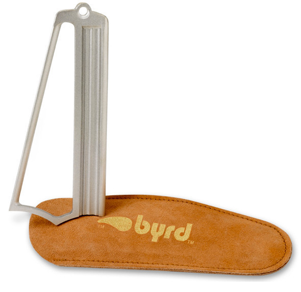 Точило для ножа Spyderco Byrd Duckfoot, Цвет: Бело-коричневый, Упаковка: Розничная, (BY200)