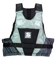 Спасательный жилет SECUMAR JUMP 50N #XL (90-120кГ)(черный/серый) R 30357