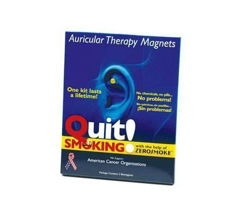 Магниты для аурикулярной терапии против курения ZeroSmoke, фото 2