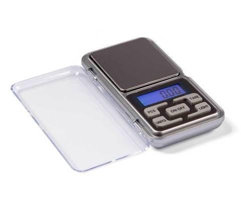 Весы карманные аптечные MH-200 {max 200, точность ±0.01г}, фото 2