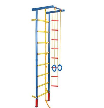 Детский спортивный комплекс пристенный  2,20 м {вес не ограничен}, фото 2