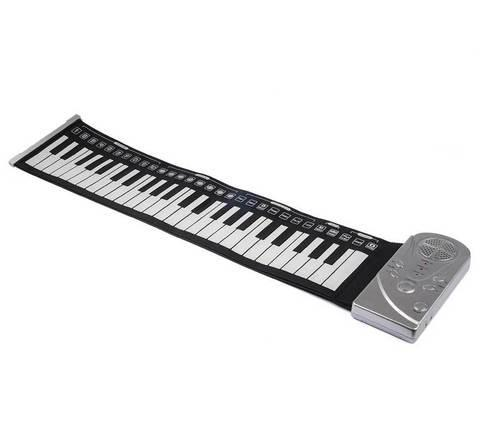 Синтезатор гибкий Rollin' Piano, фото 2