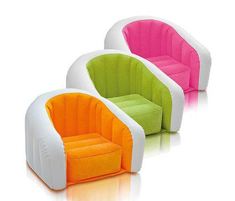 Кресло надувное Intex 68571, фото 2