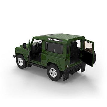 Радиоуправляемая модель автомобиль Rastar Land Rover Defender, 1:14, Управление: Джойстик, Материал: Пластик,