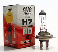 Лампа галогенная AVS Vegas H8.12V.35W (1 шт.)