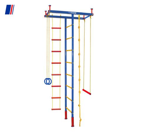 Детский спортивный комплекс распорный 2,35 - 3,20 м {вес до 100 кг}