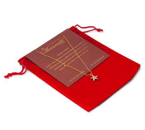 Кулон на исполнение желания MOISSANITE Store (Звезда), фото 2