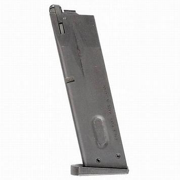 Магазин для страйкбольного пистолета ASG M9, Объем: 25 зарядов, (11112)