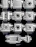 Мультитул браслет Leatherman Tread, Функционал: Для повседневного ношения, Кол-во функций: 29 в 1, Цвет: Чёрны, фото 5