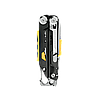 Мультитул карманный Leatherman Signal, Функционал: Для путешествий, Кол-во функций: 19 в 1, Цвет: Серебристо-с, фото 2