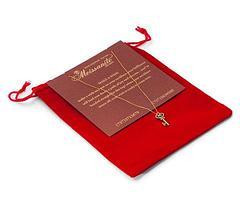 Кулон на исполнение желания MOISSANITE Store (Ключ малый), фото 3