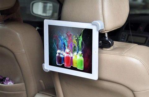 Крепление к автомобильному сиденью для планшета Diyatel YC017, фото 2
