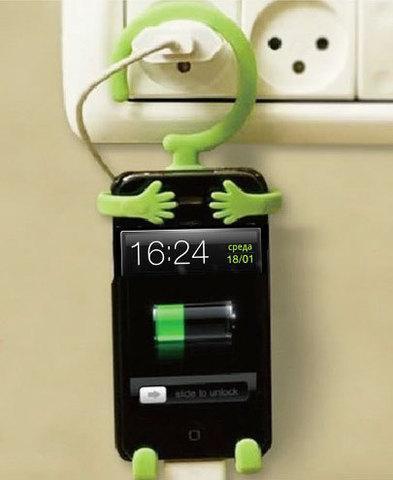 Подставка-держатель для телефона Diyatel DYT-Silicon-1