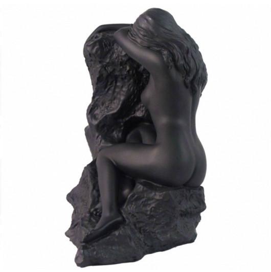 Статуэтка декоративная Veronese Design Artistic Nudes WU10234AF, Высота: 170 мм, Материал: Полистоун, Цвет: Чё
