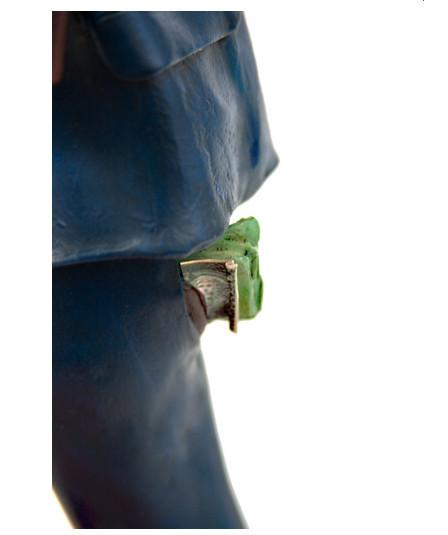 Статуэтка декоративная Forchino Бизнесмен, Высота: 430 мм, Материал: Полистоун, Цвет: Телесный (фигурка), серы