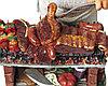 Статуэтка декоративная Forchino Мистер Барбекю, Высота: 430 мм, Материал: Полистоун, Цвет: Разноцветный, (FO85, фото 4