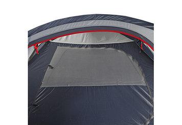 Палатка двухслойная High Peak Kira 4, Кол-во человек: 4, Входов/комнат: 2/1, Тамбуров: 1, Внутренняя палатка: