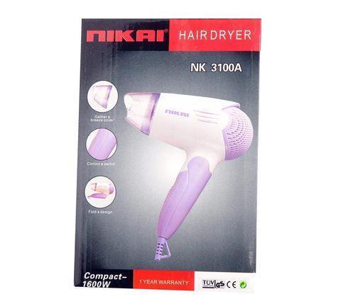 Фен для волос NIKAI NK 3100A, фото 2