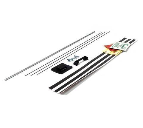 Шторки на боковые стекла автомобиля ICurtain 5S TR-V52, фото 2