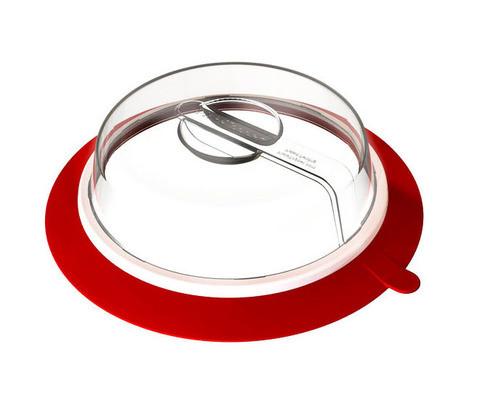 Крышка - спасатель продуктов PlateTopper