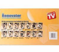 Набор из 37 аксессуаров к электроинструменту Renovator SAW