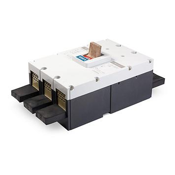 Автоматический выключатель установочный iPower ВА59-1250 3P 1250А, 380/660 В, Кол-во полюсов: 3, Предел отключ