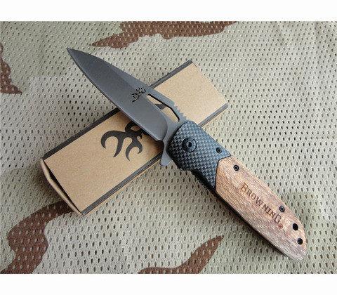 Нож складной полуавтоматический Browning X28, фото 2
